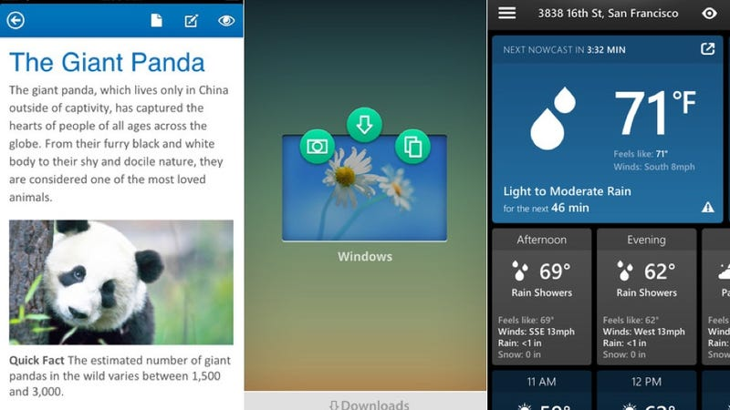 Illustration for article titled iPhone Apps of the Week: Office 365, Skymotion, and More