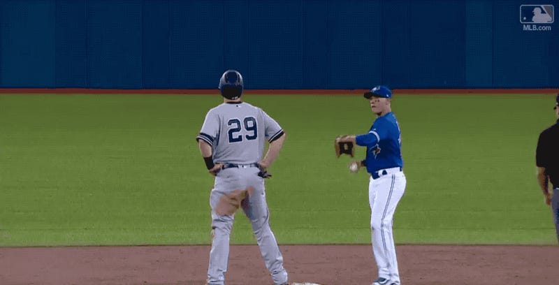 Yankees Comprehensively Owned By Blue Jays Infielder