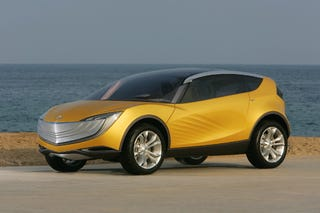 Illustration for article titled Coming to a Second Life Near You: Mazda to Launch Hakaze Concept in Cyberspace