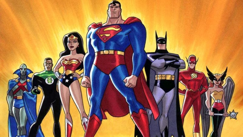 """Illustration for article titled New Warner Bros. president prepping Justice League movie, already talking about """"reinventing"""" Batman"""