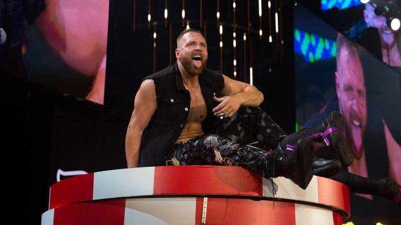Dean Ambrose is dead. Long live Jon Moxley.