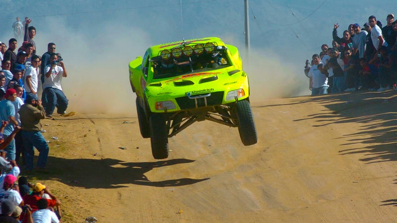 Illustration for article titled Let's Watch And Discuss The 2014 Baja 1000 Desert Race Here, Live Now!