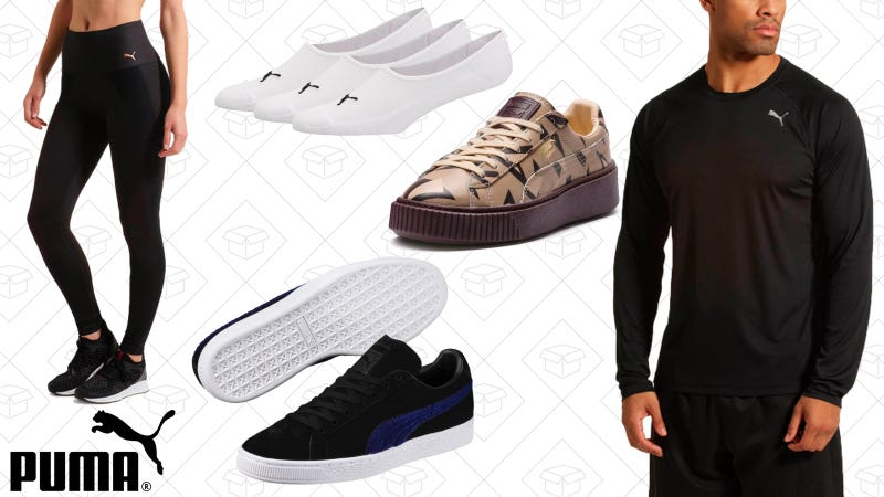Extra 20% off sale styles | PUMA | Use code XTRA20