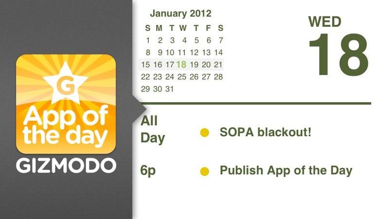 Illustration for article titled Agenda Calendar: Get Something Done for a Change