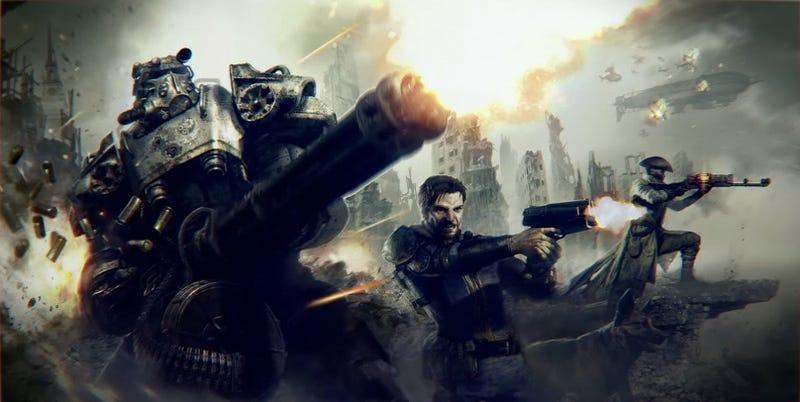 Illustration for article titled Todas las geniales novedades que hemos aprendido sobre Fallout 4