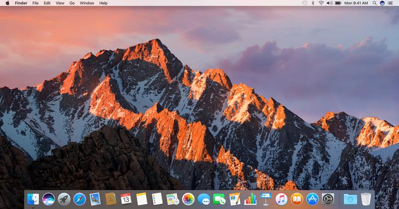 Illustration for article titled macOS Sierra, ya disponible para todos estos Macs