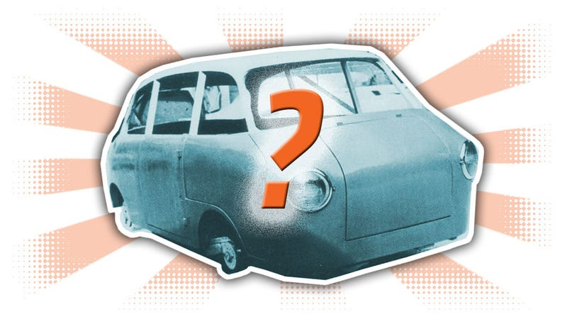Illustration for article titled This Virtually Unknown Stillborn VW Prototype Is Blowing My Mind