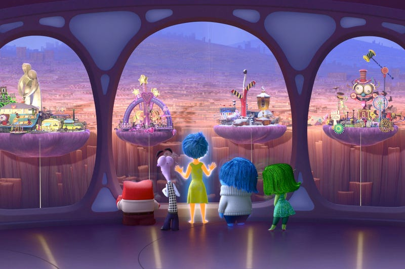 Illustration for article titled Pixar Has A Brand New Masterpiece: Inside Out Will Make You Smarter