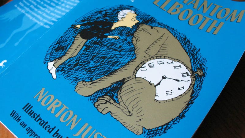Illustration for article titled Commemorating 50 Years of The Phantom Tollbooth