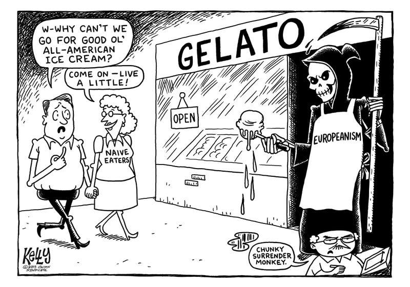Illustration for article titled Gelato