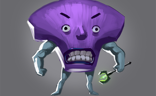 Illustration for article titled Rejected DOTA 2 Character Redesigns Are... Interesting