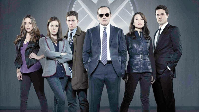 Illustration for article titled Okay, my first impressions have been adjusted; i like Agents of Shield.