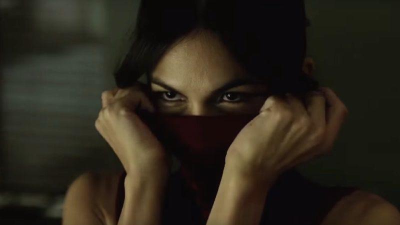 Elodie Yung in Marvel's Daredevil