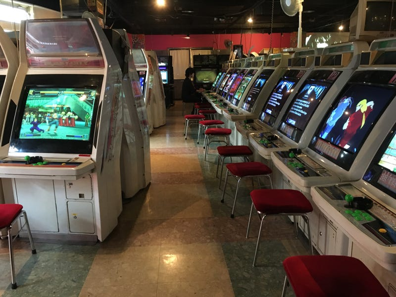 Internationally famous Japanese arcades like Mikado (pictured) hopefully will be okay. Lesser known ones might not.