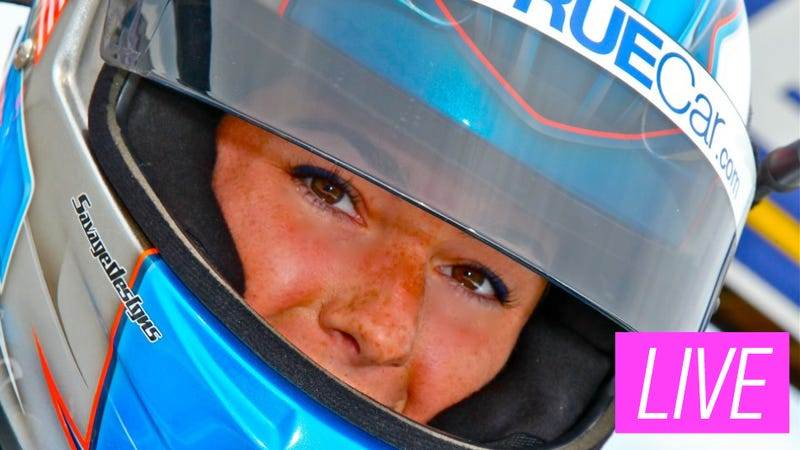 Illustration for article titled Ask Shea Holbrook About The Challenges Of Being A Female Racer