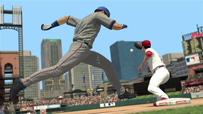 Illustration for article titled Baseball's New Playoff Format Will Be Supported in MLB 2K12, Whether It Happens This Year or Not