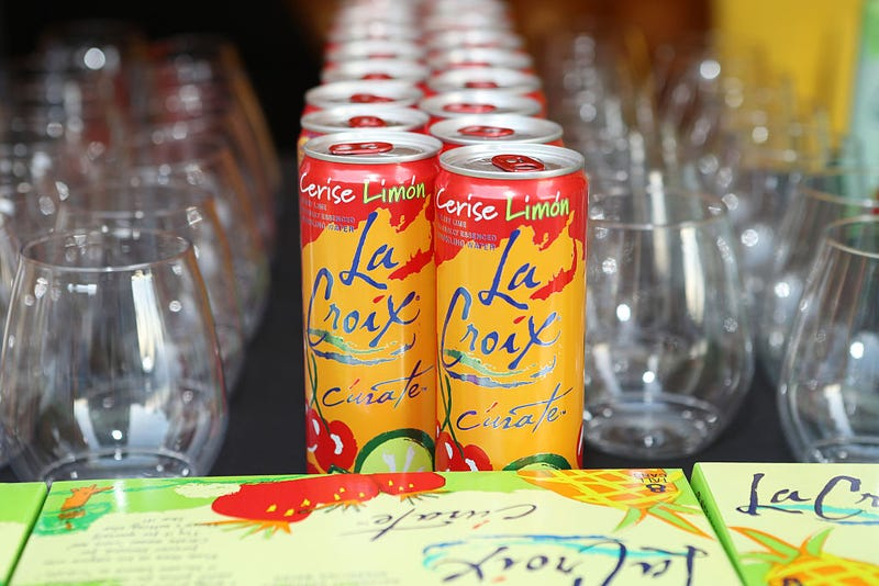 Illustration for article titled LaCroix Doesn't Just Taste Like Bug Spray, It Might Actually BE Bug Spray