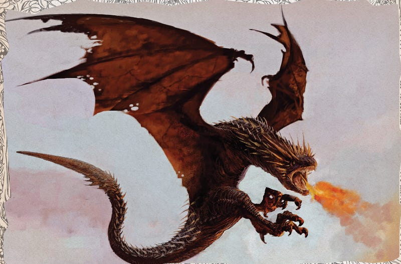Harry Potter's Dragons And Other Beasts, As You've Never ...