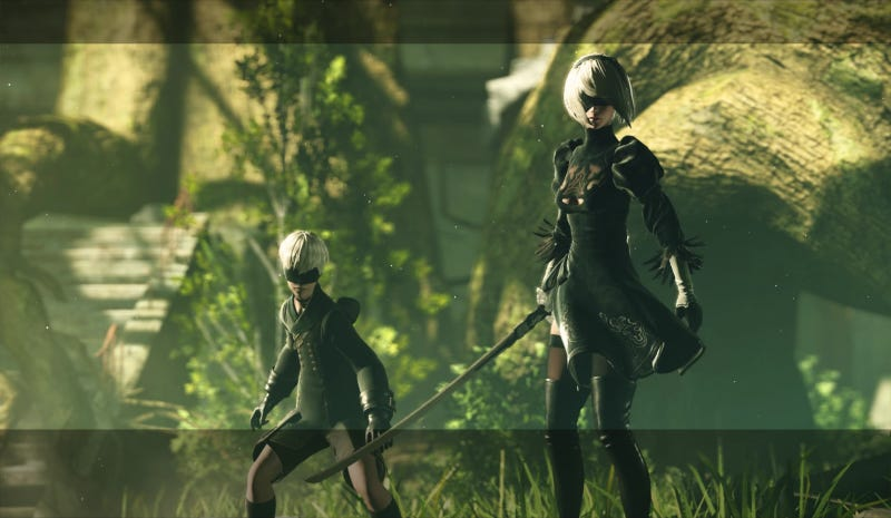 Illustration for article titled It's Ridiculous That Nier: Automata Still Hasn't Been Patched On PC