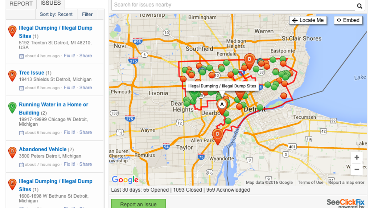 The App You've Never Heard of That's Making Your City Better