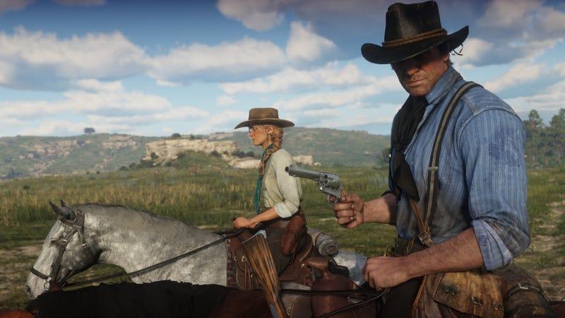 Screenshot: Red Dead Redemption II/Rockstar Games