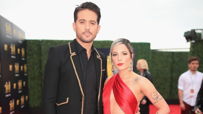 Halsey and G-Eazy   Back Together After the 2018 VMAs?