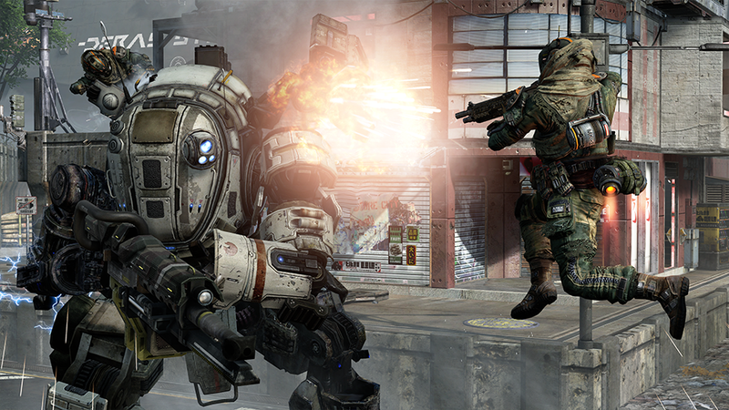 Illustration for article titled Respawn Entertainment is Developing a Titanfall TV Series