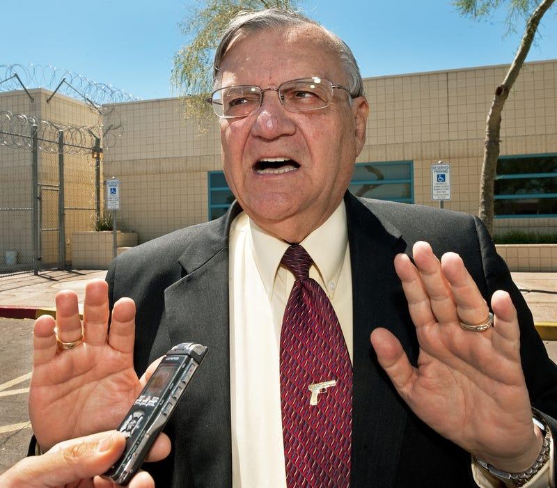 Maricopa County, Ariz., Sheriff Joe Arpaio in 2010PAUL J. RICHARDS/AFP/Getty Images
