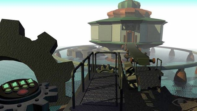 "Myst's universe to unfold across TV series, movies, and, apparently, ""unscripted content"""