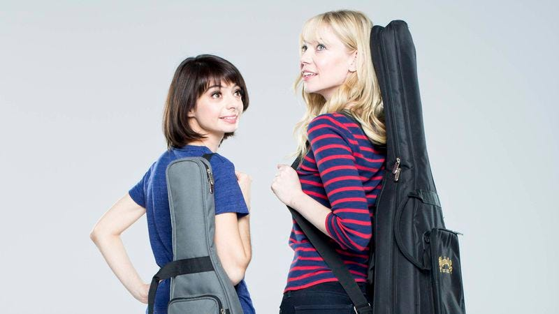 Illustration for article titled The promising Garfunkel And Oates struggles to find itself on TV