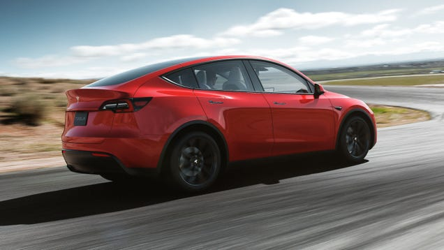 The Tesla Model Y Came With No Surprises and That's the Point