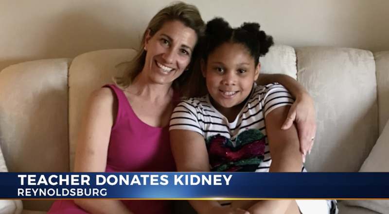 Illustration for article titled Ohio 4th-Grader to Receive Kidney From Teacher