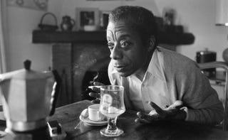 James BaldwinRALPH GATTI/AFP/Getty Images