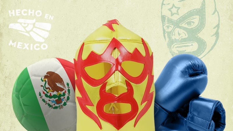 Illustration for article titled Made in Mexico: How Mexican Sports Influenced America's Pastimes