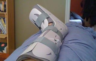 Illustration for article titled Last Night's Winner: Ankle Doctors