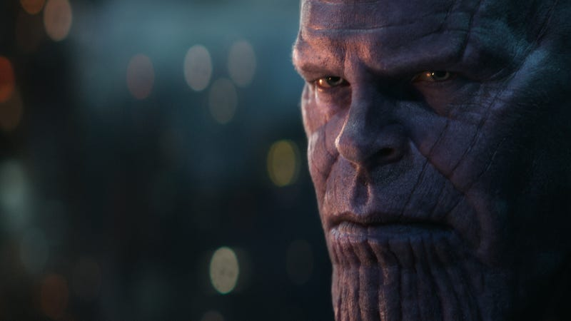 """""""Clearly, I didn't snap my fingers hard enough last time."""""""