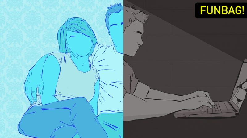 Illustration for article titled Is Skype Sex Cheating?