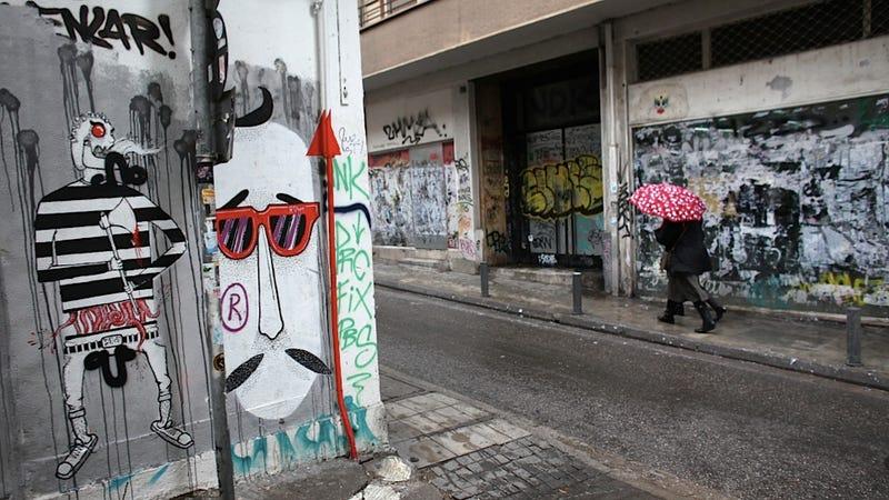 Illustration for article titled The Greek Debt Crisis Is a Total Boner-Killer