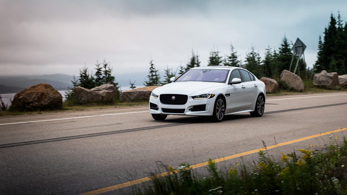 The 2018 Jaguar Xe Would Be Perfect Sport Sedan If It Was More Exciting