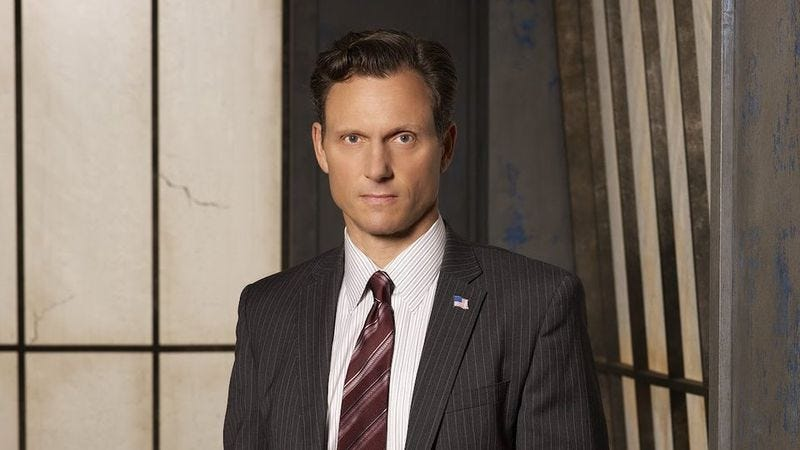 Illustration for article titled Tony Goldwyn on The Divide, Scandal, and the nasty looks he got after Ghost