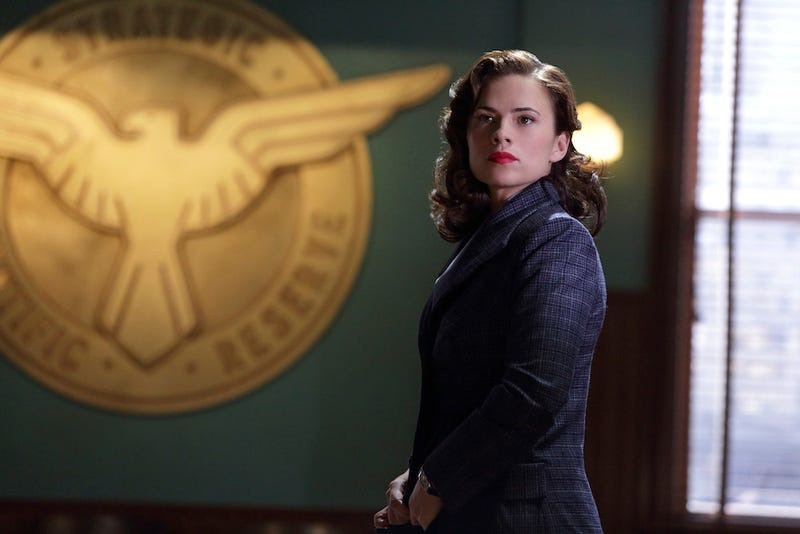 Illustration for article titled Agent Carter Spoilerific Reaction Thread: The Show MustGo On