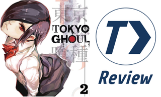 Illustration for article titled Tokyo Ghoul Vol. 2 - Manga Review