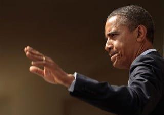 President Barack Obama (Getty Images)