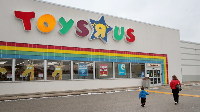 Illustration for article titled Toys 'R' Us May Be Coming Back