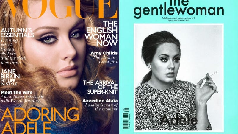 Illustration for article titled Will Adele Be On The Cover of American Vogue?