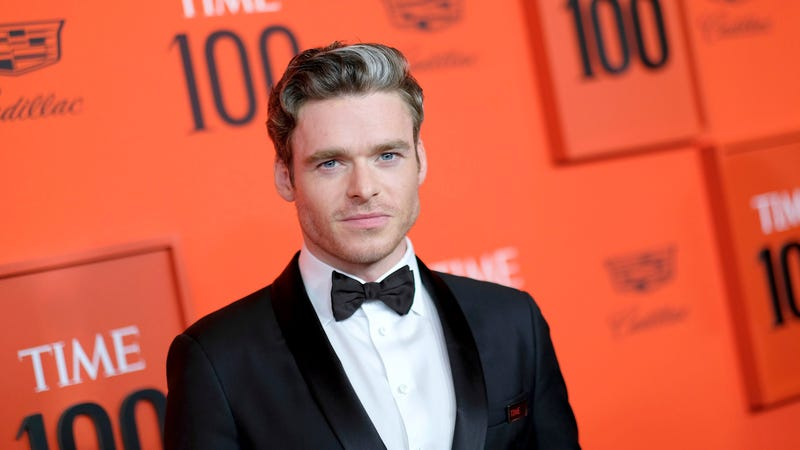 Richard Madden attends the TIME 100 Gala Red Carpet at Jazz at Lincoln Center on April 23, 2019.