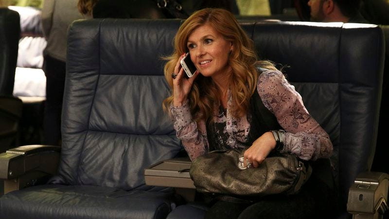 Connie Britton in Nashville (Photo: Mark Levine/ABC via Getty Images)