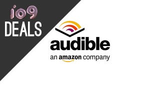 Illustration for article titled Audible, Fight Club, Arrow, 4KTV, Humble Spring Sale