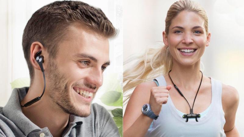 Auriculares SoundPEATS con Bluetooth, $20