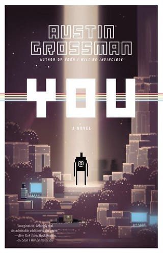 Illustration for article titled io9 Book Club reminder: Meeting 6/4 to Discuss Austin Grossman's YOU